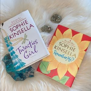 Sophie Kinsella set of 2 books